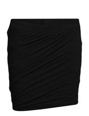 Sofia Short Skirt - 001 Black