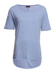 Marlene T-shirt - 738 Light Blue