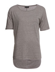 Marlene T-shirt - 745 Dark Grey