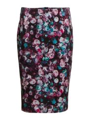Ulrikke Skirt - 690 Flow print