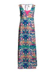 Anitta Dress - 743 Anita Print Green