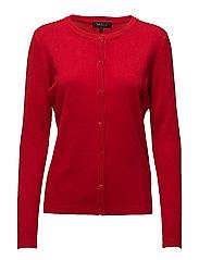 Zara Cardigan O-neck - 350 SPIZY RED
