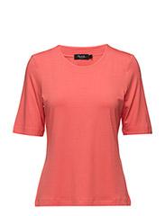 T-shirt - HOT CORAL