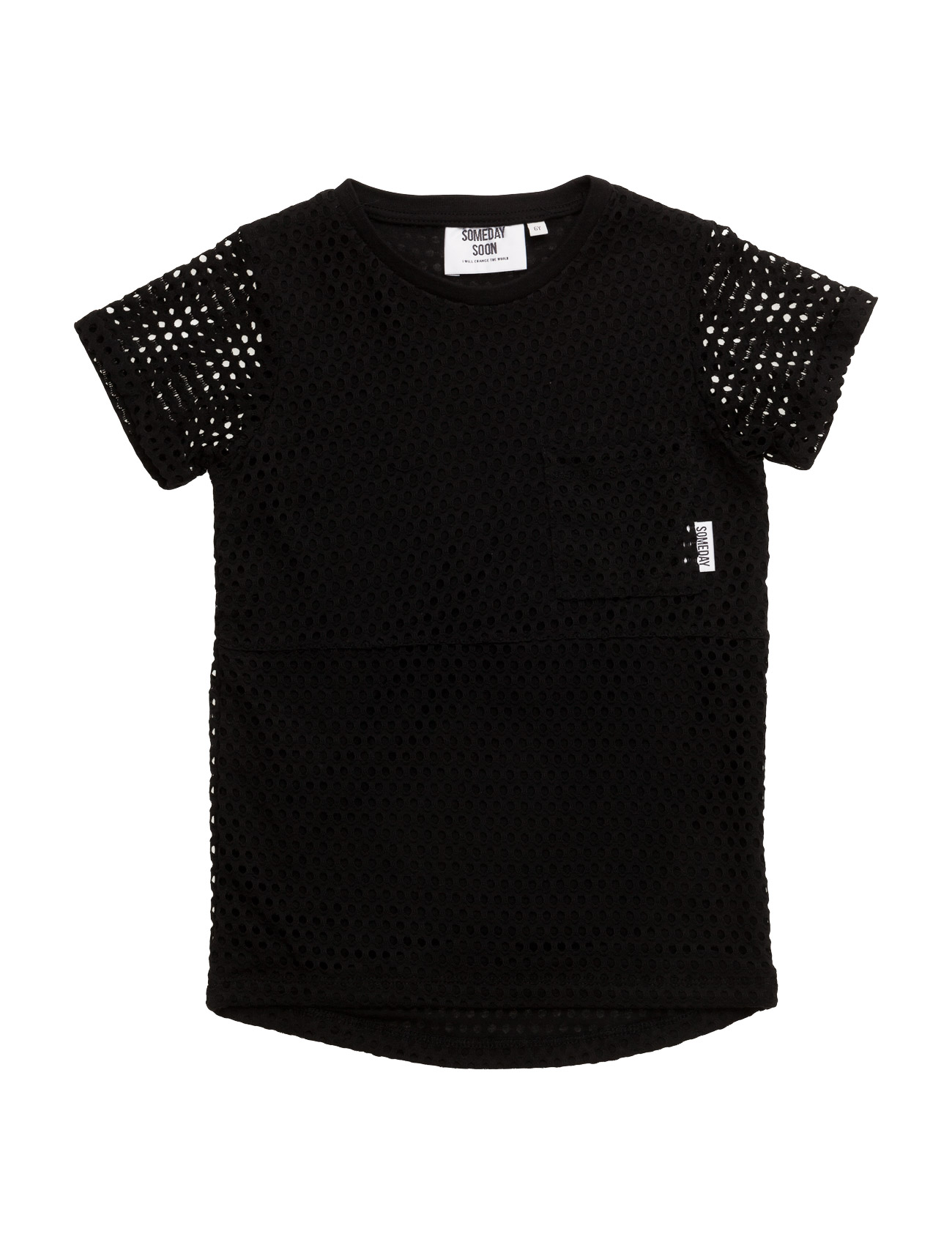 Herman T-Shirt Someday Soon Kortærmede t-shirts til Børn i