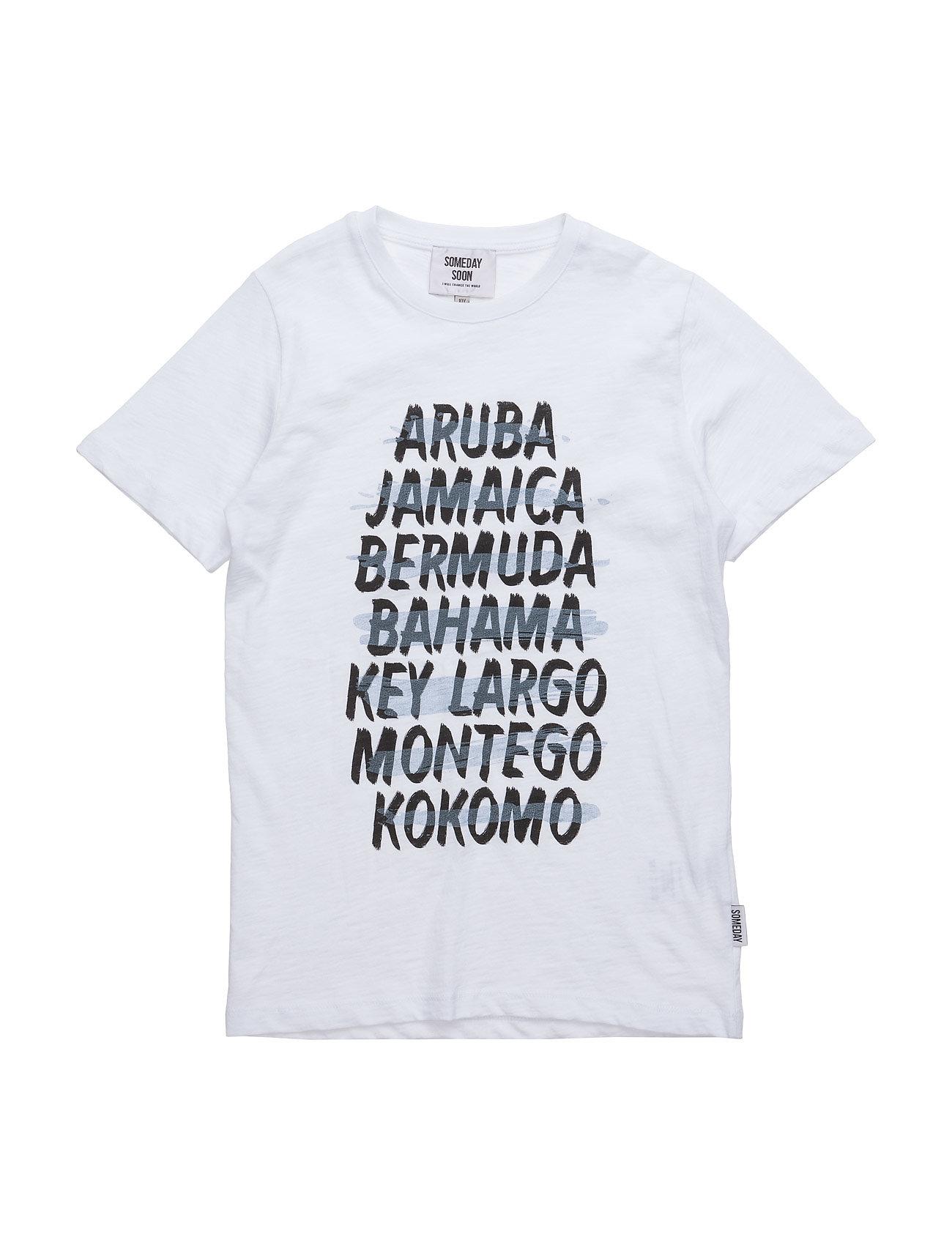Kokomo T-Shirt Someday Soon Kortærmede t-shirts til Børn i