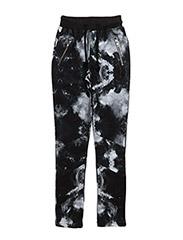 Collin Pants - BLACK AOP