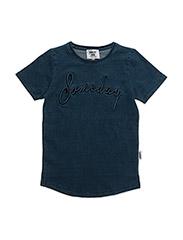 Blake T-shirt - DENIM