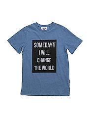 Someday T-shirt - BLUE