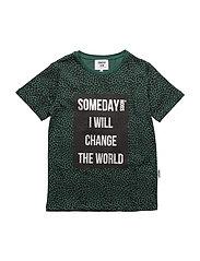 Someday T-shirt - GREEN