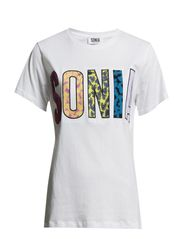 TEE SHIRT - OPTIC/MULTICO