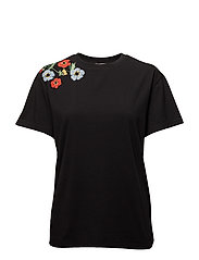T-SHIRT LARGE - NOIR