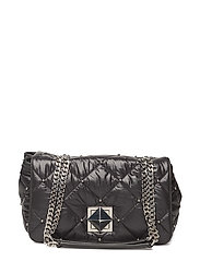 FLAP BAG - NOIR