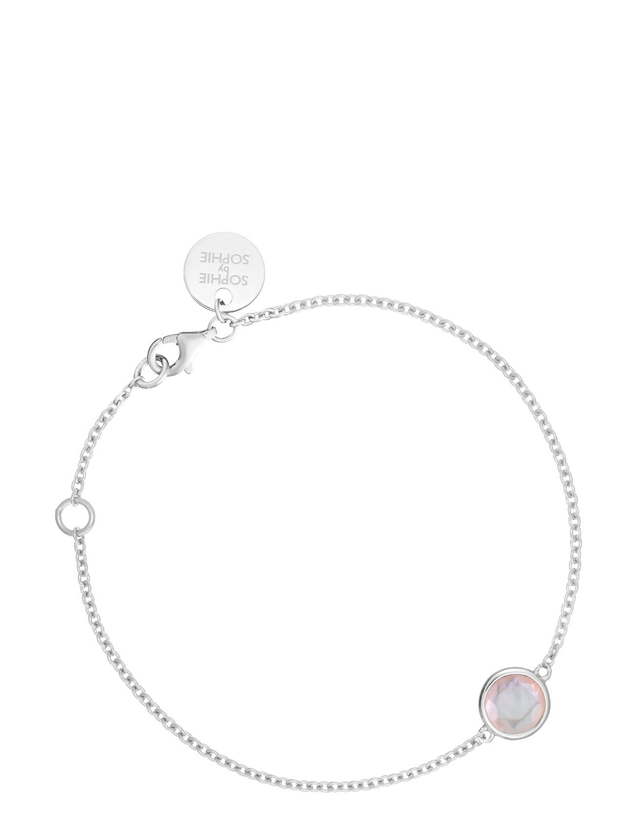 Birthstone Bracelet - June SOPHIE by SOPHIE Smykker til Damer i Sølv