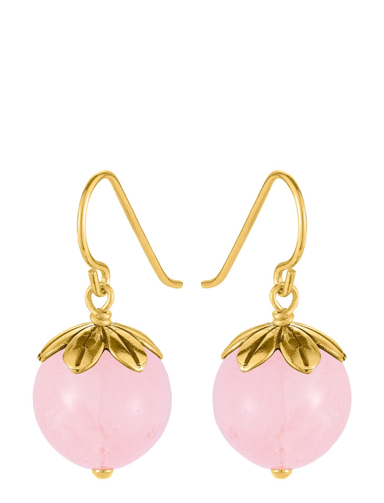 Globe Leaf Earrings SOPHIE by SOPHIE Accessories til Kvinder i