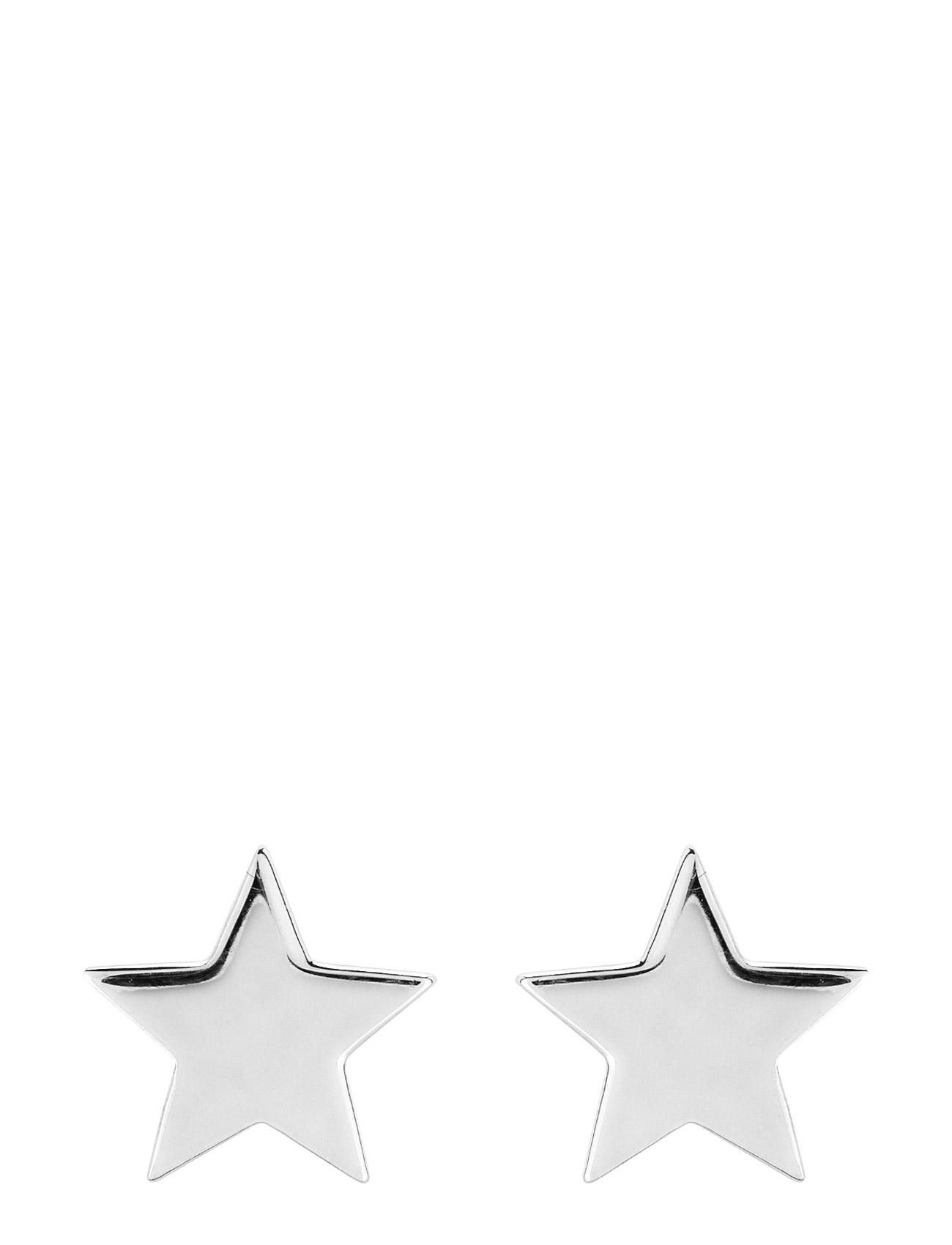 Star Mini Studs SOPHIE by SOPHIE Accessories til Kvinder i Sølv
