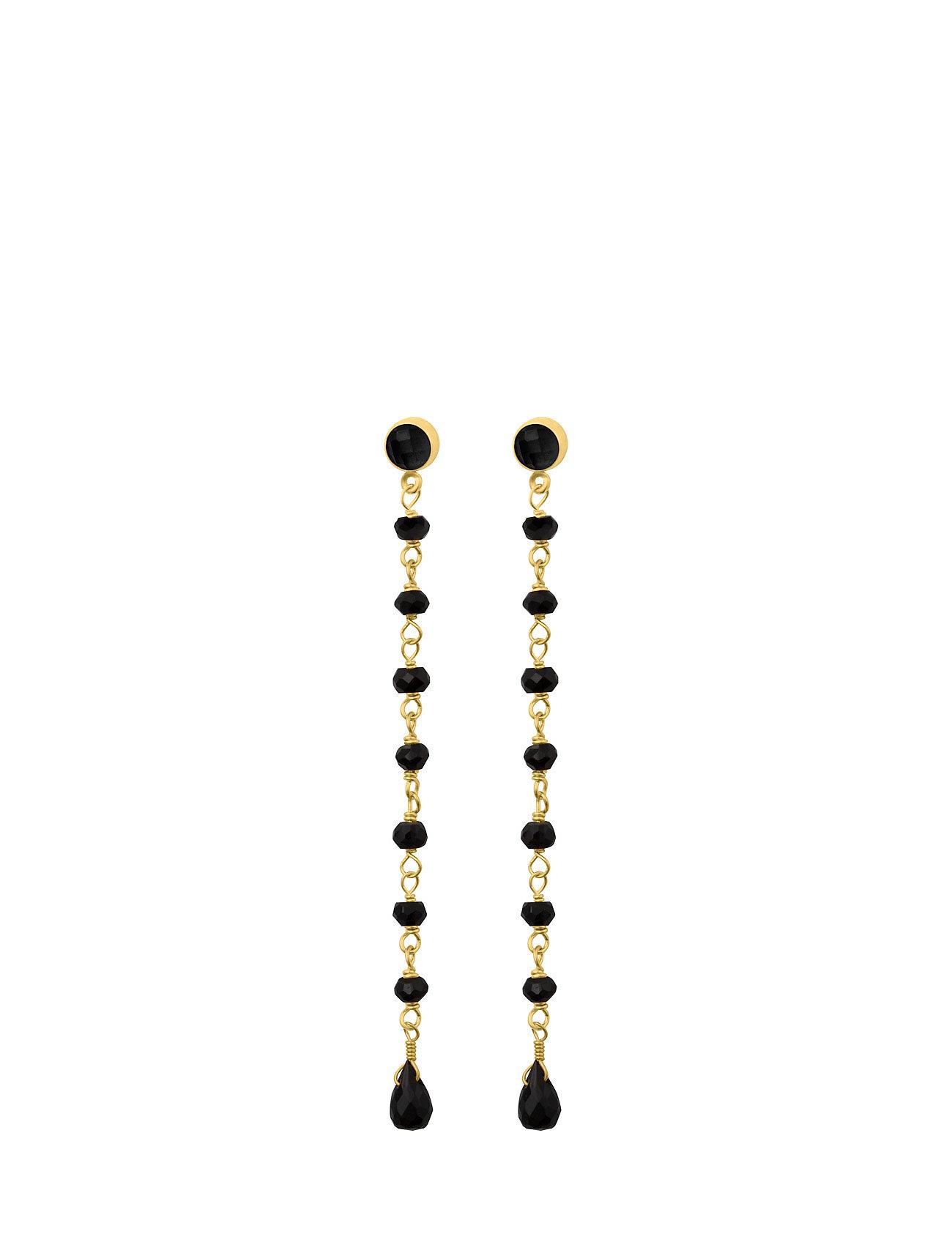 Rough Stone Earrings SOPHIE by SOPHIE Smykker til Damer i Guld