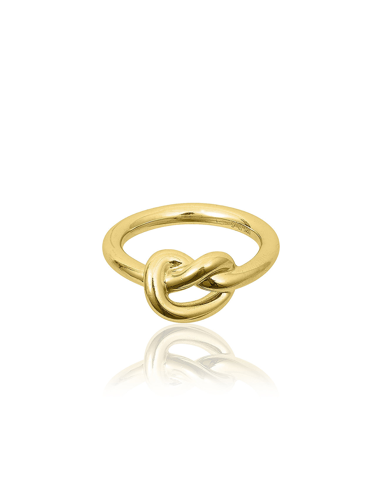 Knot Ring SOPHIE by SOPHIE Accessories til Kvinder i
