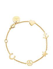 Symbol bracelet - SILVER