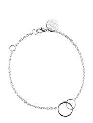 Circle bracelet - SILVER