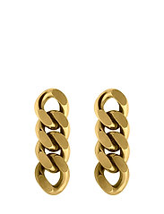 Pansar earrings - GOLD