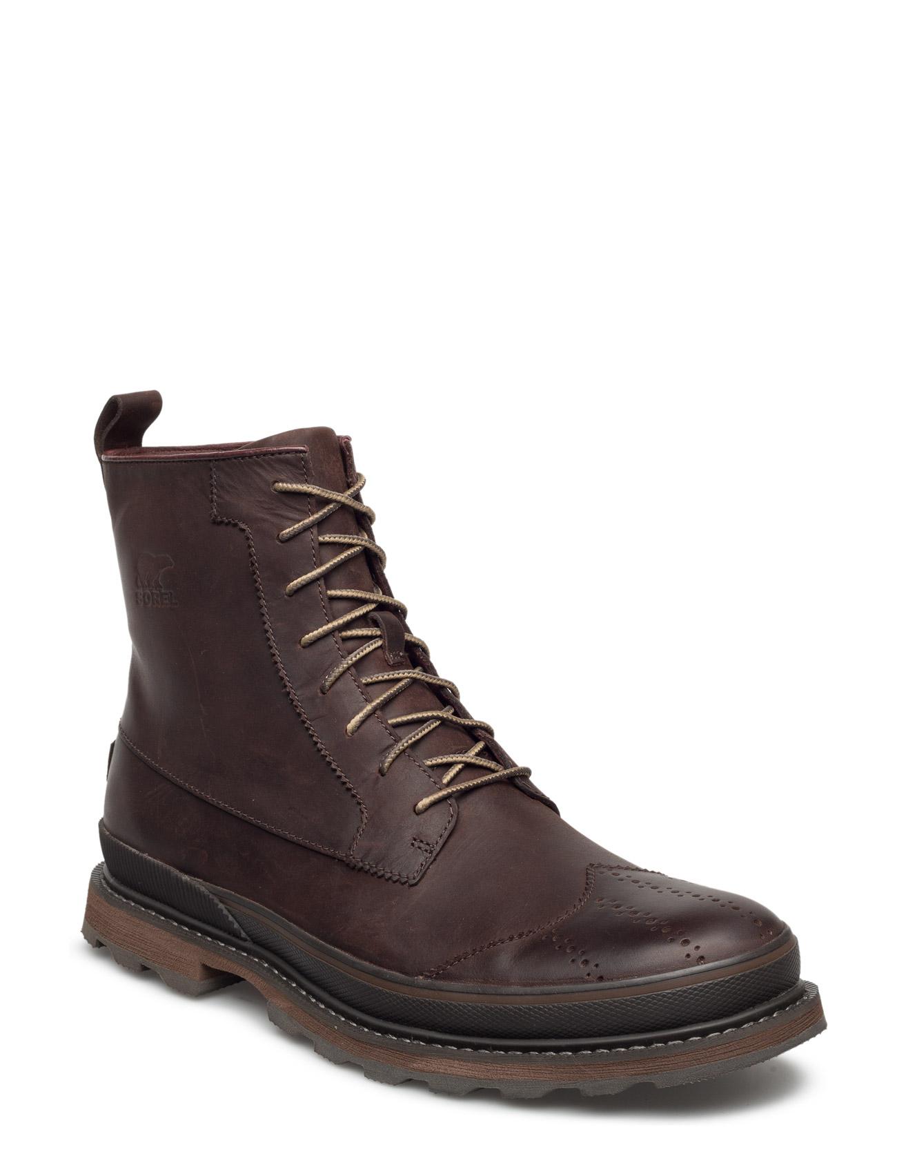 Madson Wingtip Boot Sorel Vinterstøvler til Herrer i
