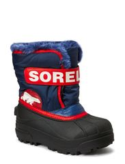 Snow Commander Childrens - Nocturnal, Sail Red
