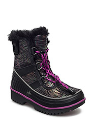 Children's Tivoli Ii - BLACK, BRIGHT PLUM