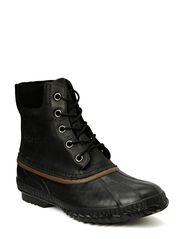 Cheyanne Lace Full Grain - Black, Dark brown