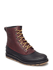 MADSON 1964 WATERPROOF - RUSTIC BROWN, BLACK