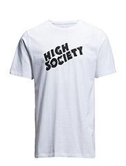 High - White