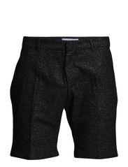 Holm Møller shorts - Black w.slubs
