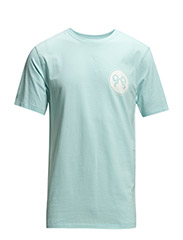 PF15 RIBBON TEE - TURQUOISE - TURQUOISE