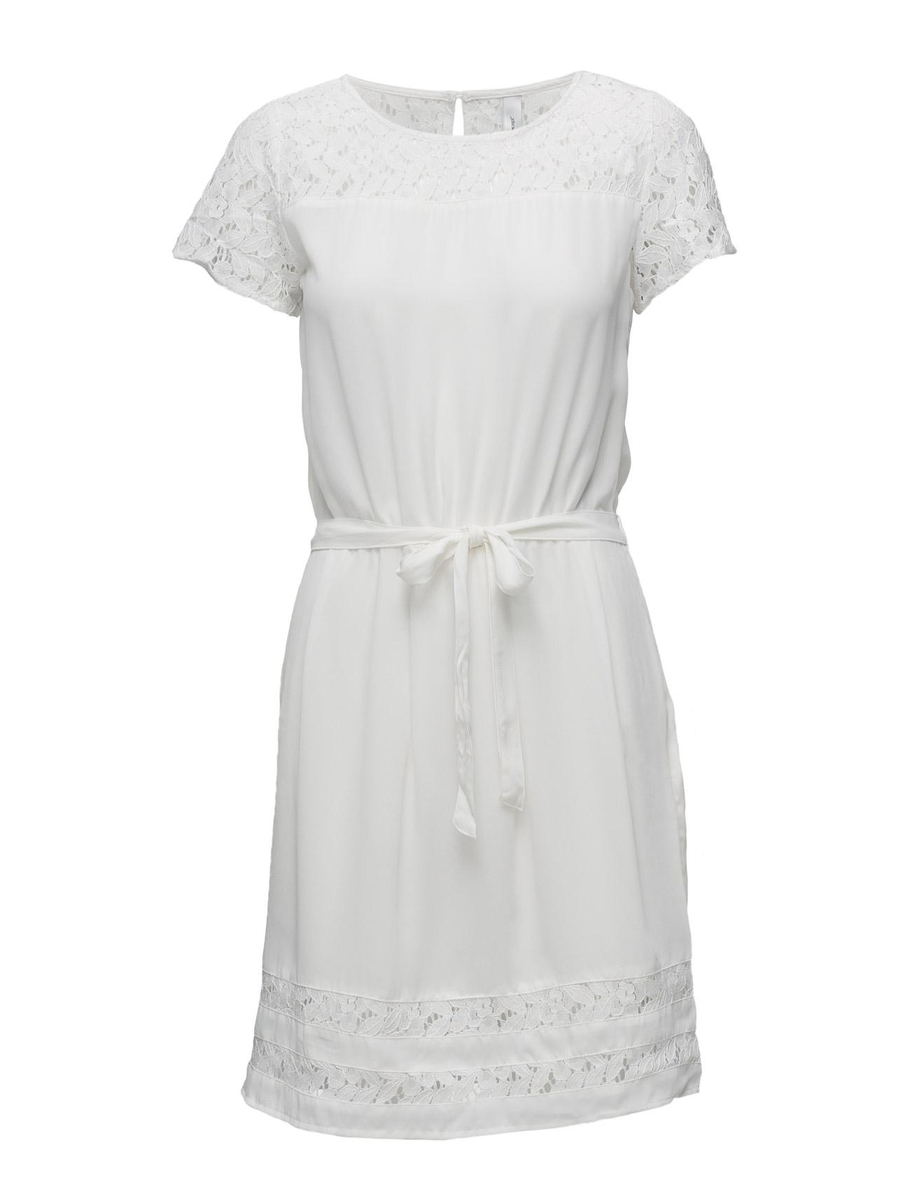 Cemre Soyaconcept Korte kjoler til Damer i Råhvid