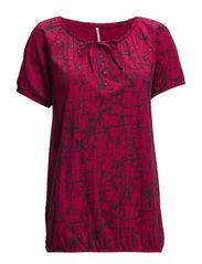 CLARA - ROSE RED COMBI