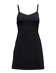 LOW BACK SLIP THINSTINCTS - BLACK