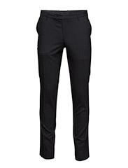 1537 - Bowie Trousers Normal - BLACK