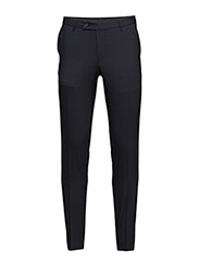 1537 - Bowie Trousers Normal - DARK BLUE/NAVY