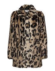 Alexa Faux Fur Jacket