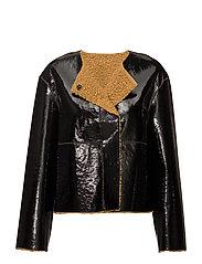 Ines Simple Jacket - MUSTARD