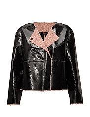 Ines Simple Jacket - PINK