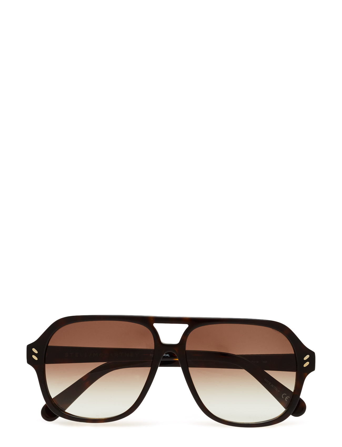 Sc0012s Stella McCartney Eyewear Solbriller til Damer i Sort