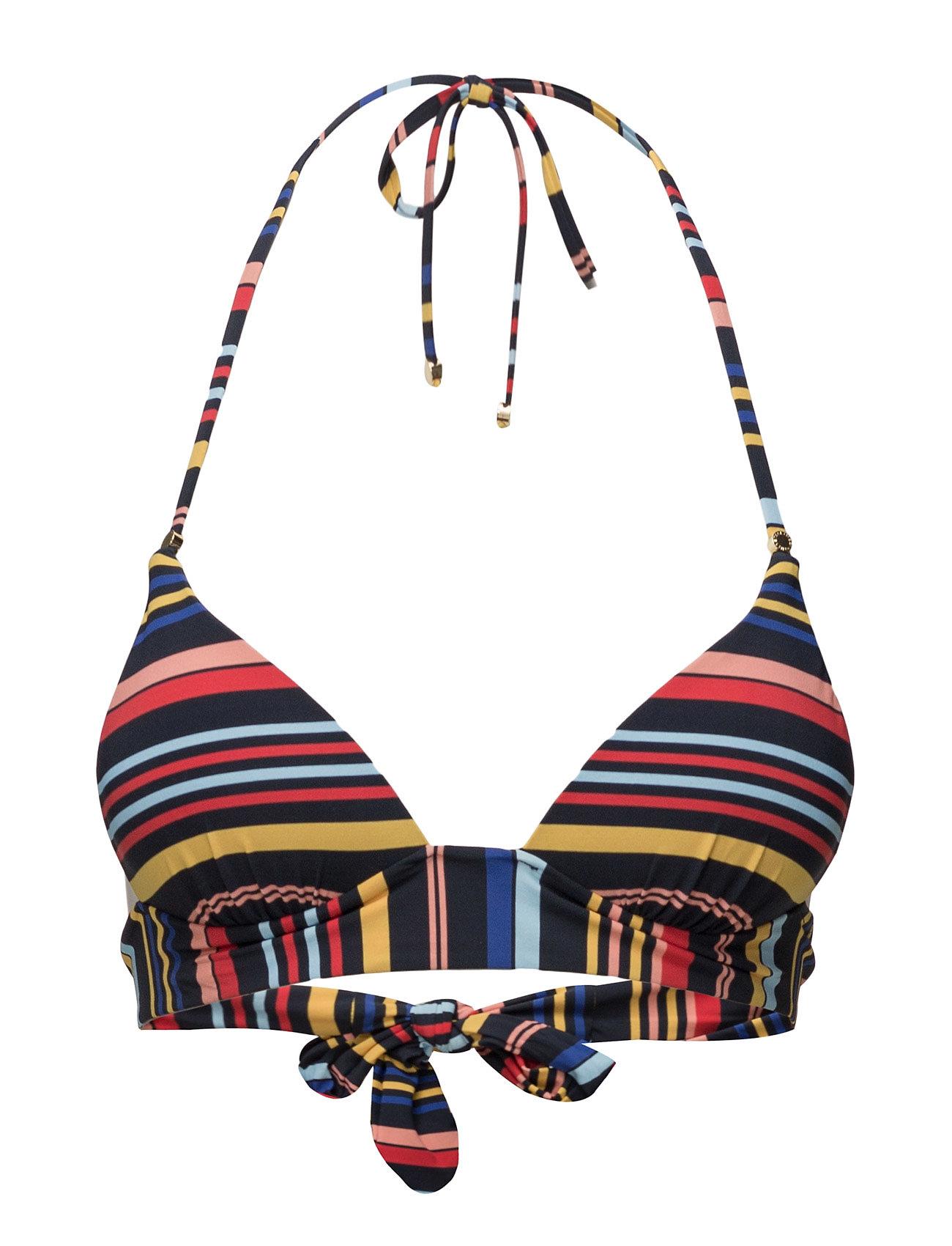 Plungetop Stripe Stella McCartney Lingerie Bikinier til Damer i
