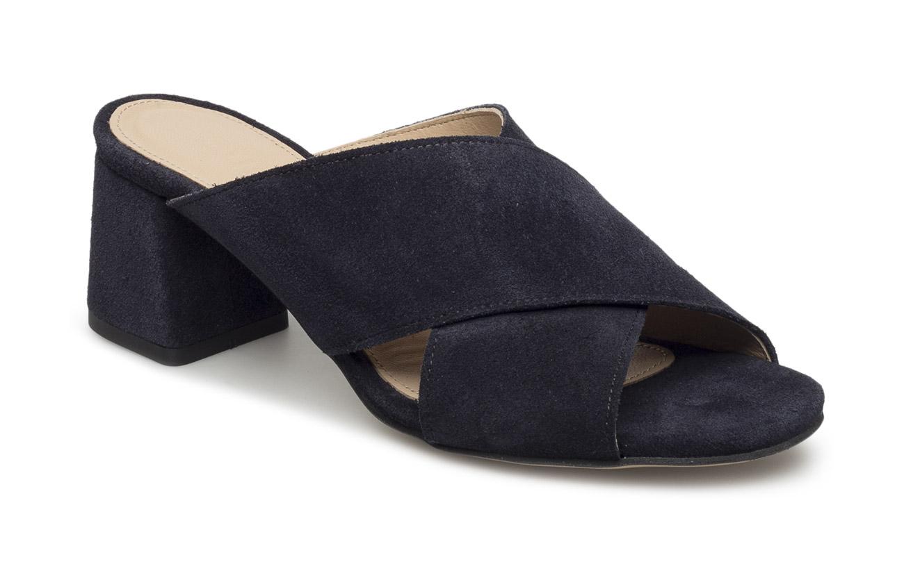 Stig P Jasmin Suede slip on sandal