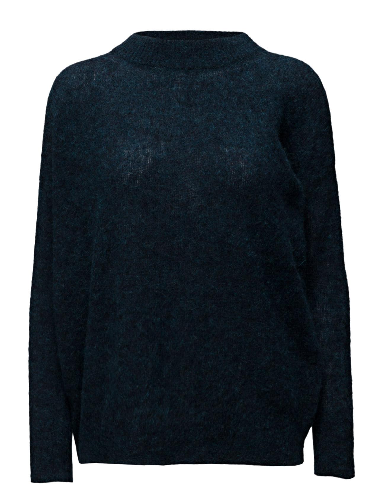 Clodia Knit Crewneck Stig P Sweatshirts til Kvinder i