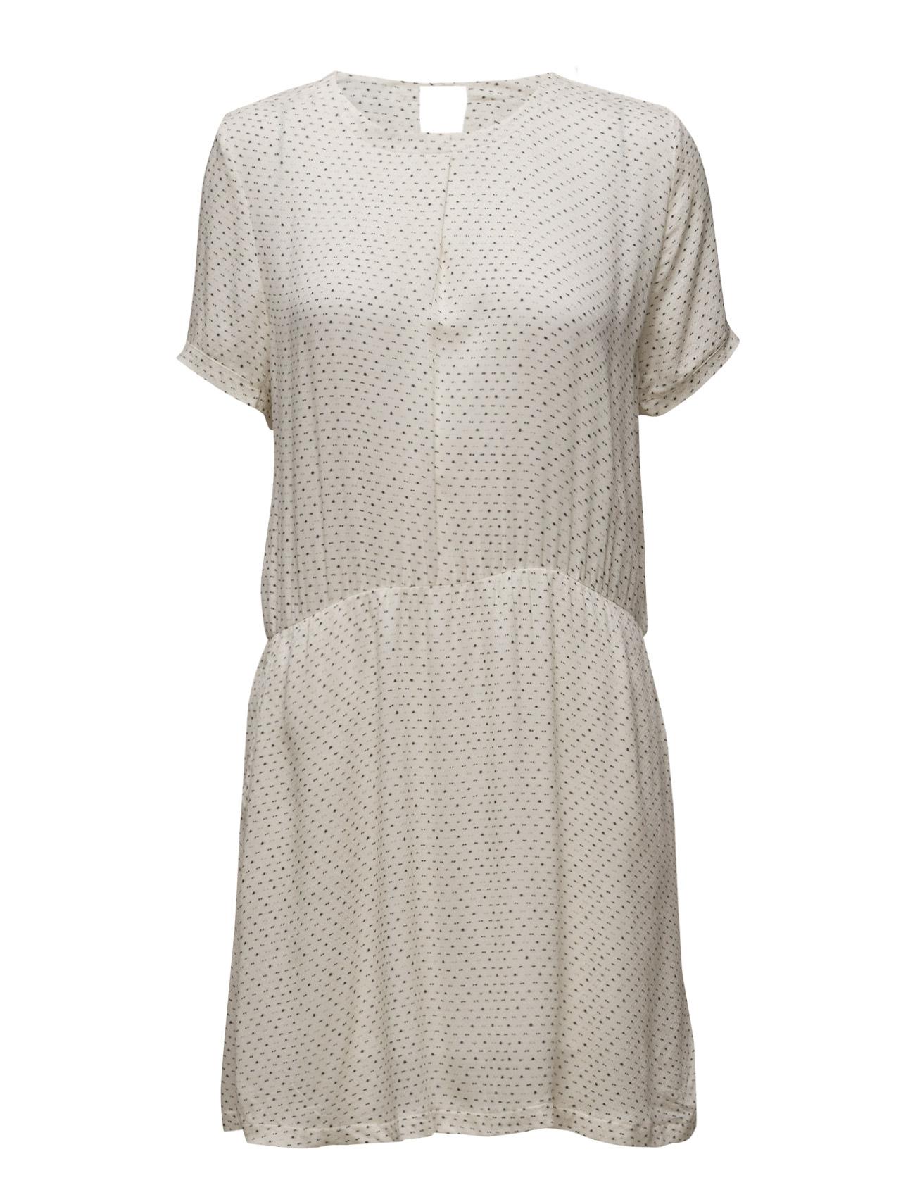 Liv Dress With Buttons Back Stig P Korte kjoler til Damer i