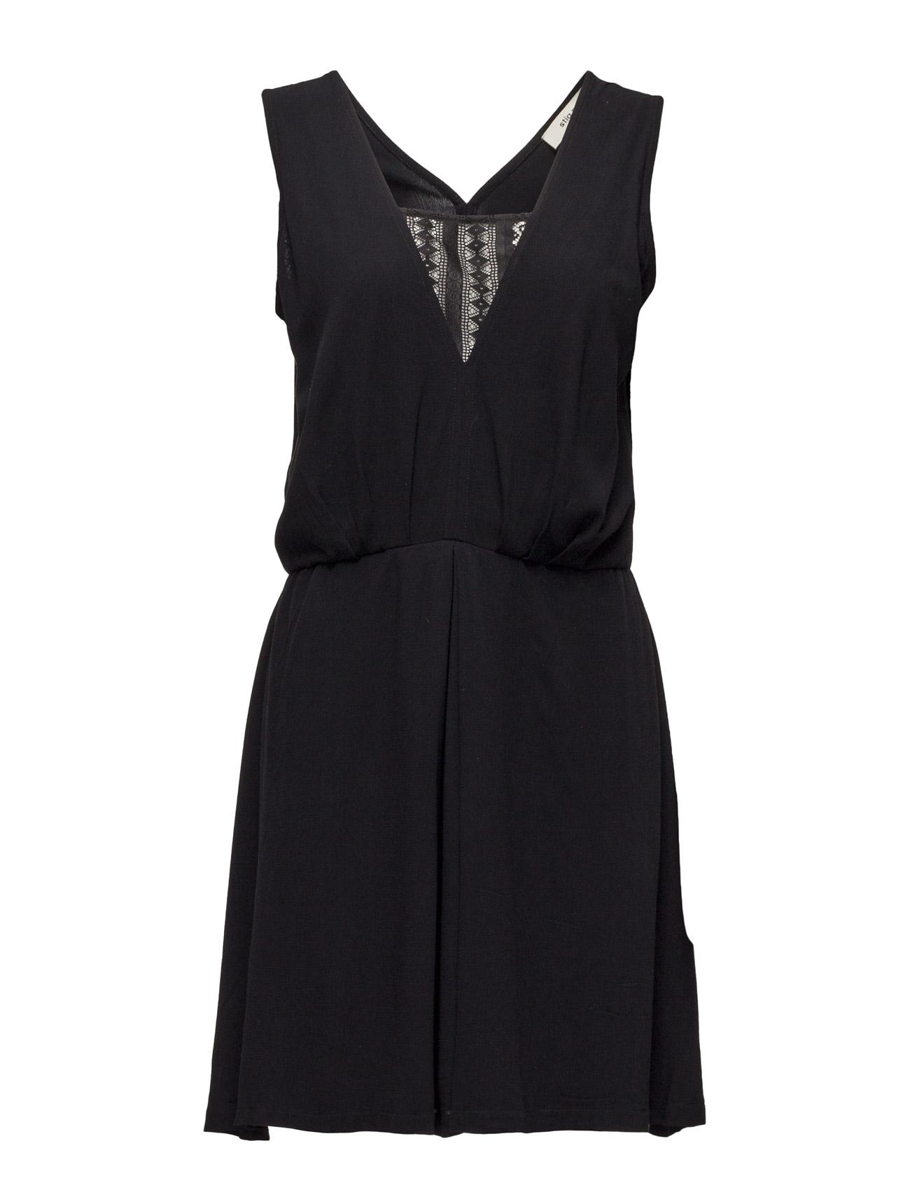 Babara Dress With Lace Detail Stig P Korte kjoler til Damer i