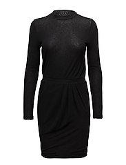 Evan dress - BLACK 99