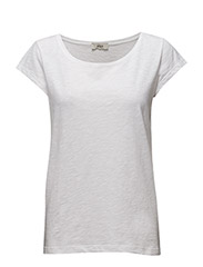 Liu T-shirt - 1-WHITE