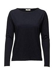 Dorrie Long sleeve t-shirt - 66-NAVY