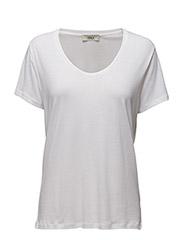 Nanna T-shirt - 1-WHITE